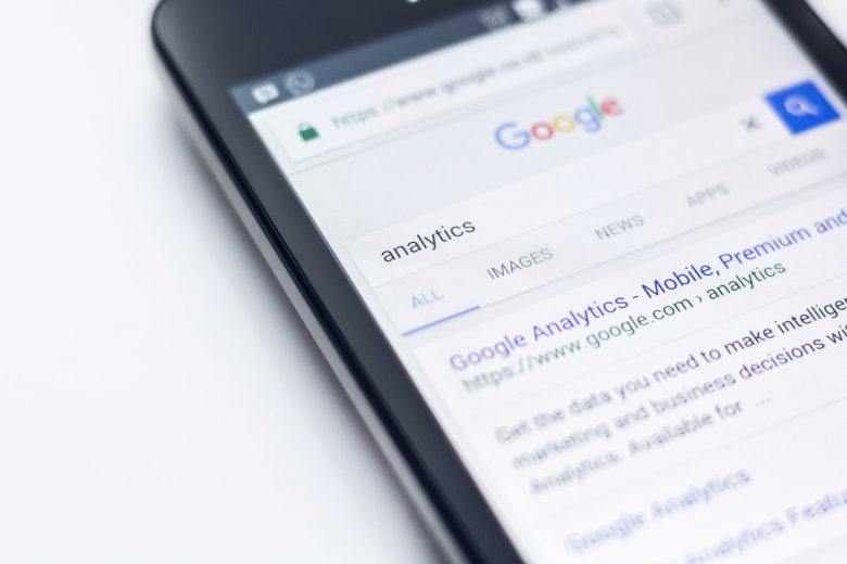 Google search on the phone